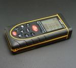 高档手持激光测距仪/红外线电子尺/长度高度/平方面积测量仪/量房激光定位测距
